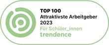 Ausbildung - Siegel trendence Schüler-Barometer 2018/19